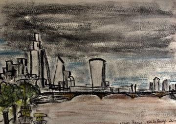 Ontwerp Waterloo Bridge